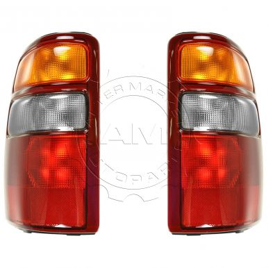 chevy tahoe tail light free shipping replacement html. Black Bedroom Furniture Sets. Home Design Ideas
