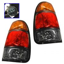 2000 - 2002 Toyota Tundra Tail Light Pair