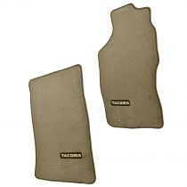 1995 - 2004 Toyota Tacoma Oak Carpet Floor Mat Pair (excluding Double Cab) Toyota PT206-35962-16