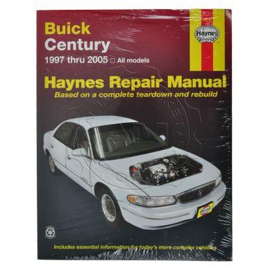 2004 buick lesabre owners manual