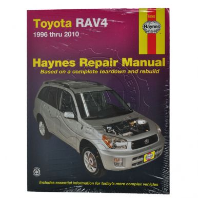 toyota rav4 2002 manual pdf