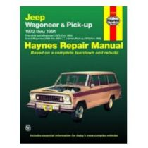 1972 - 1983 Jeep Cherokee Haynes Repair Manual