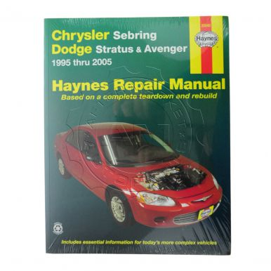 2002 Dodge Stratus Owners Manual