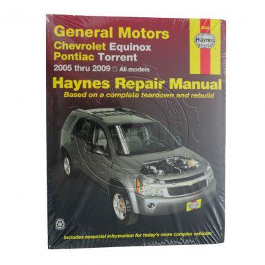 Free Online Auto Service Manuals 2006 Pontiac Torrent border=