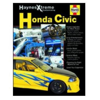 1996 honda civic repair manual