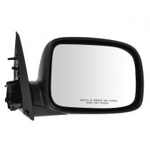 2009 - 2012 Chevy Colorado Extended Cab Manual Mirror Passenger Side