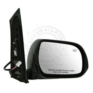 2011 2012 Toyota Sienna Power Heated Smooth Mirror
