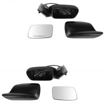 2001 - 2003 BMW 325Ci Power Heated Power - Folding Memory Mirror Pair