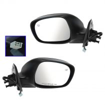 2000 - 2003 Toyota Tundra Power Heated (Paint to Match) Mirror Pair