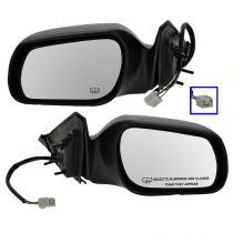 2003 - 2005 Mazda 6 Power Heated Mirror Pair