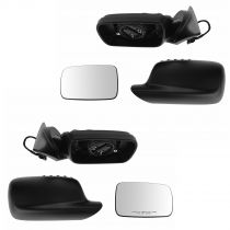 2001 - 2003 BMW 325Ci Power Heated Memory Mirror Pair