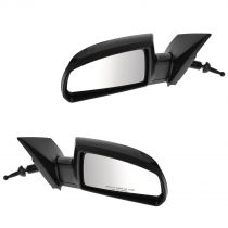 2006 - 2009 Kia Rio Manual Remote (Paint to Match) Mirror Pair