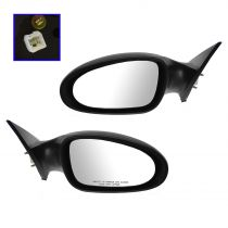2005 - 2006 Nissan Altima Power (Paint to Match) Mirror Pair