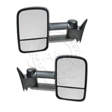 1992-99 Chevy Suburban Mirror Manual Towing Telescoping U...