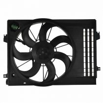 2005 - 2010 Kia Sportage Radiator Cooling Fan Assembly for V6 2.7L