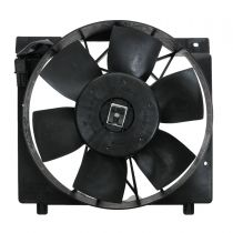1987 - 1994 Jeep Cherokee Radiator Cooling Fan Assembly for L6 4.0L