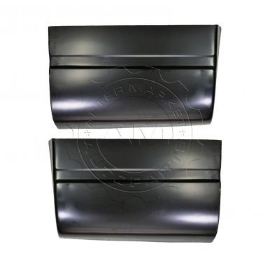 1988 - 1998 Chevy C1500 Truck Extended Cab Corner Rust Repair Panel Pair