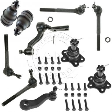 1988 - 1992 Chevy C1500 Truck Front Suspension Kit (10 Piece)