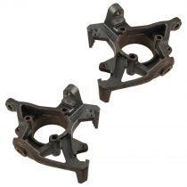 1990 - 2001 Jeep Cherokee Front Steering Knuckle Pair