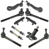 1993 - 1994 Chevy Blazer Full Size Front Steering & Suspension Kit (11 Piece) for 4 Wheel Drive