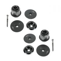 2000 - 2013 Chevy Impala Front Subframe Bushing Kit Pair