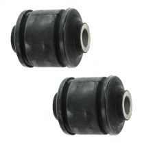 2000 - 2012 Chevy Impala Pair Control Arm Bushing Rearward Lower Front