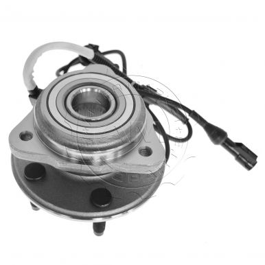 1995 - 2001 Ford Explorer Wheel Bearing & Hub Assembly Front 4WD