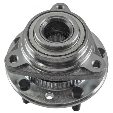 1992 - 1996 Chevy Blazer S10 4WD Front Wheel Bearing & Hub Assembly