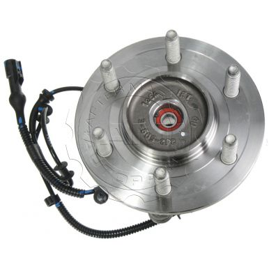 2005 Ford F150 Truck  Wheel Bearing & Hub Assembly Front (Built Before 11/28/04 Production Date) (Motorcraft)