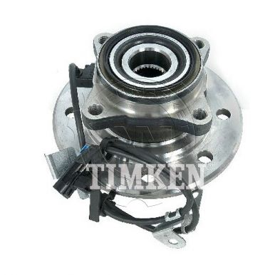 1999 - 2000 Chevy K2500 Truck 4WD Front Wheel Bearing & Hub Assembly for V8 5.7L & for 8 Lug Wheels Driver Side (Timken)