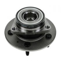 2000 - 2001 Dodge Ram 1500 Truck 4WD Front Wheel Bearing & Hub Assembly for Models with Rear Wheel ABS