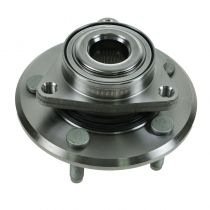 2006 - 2008 Dodge Ram 1500 Truck Front Wheel Bearing & Hub Assembly for Models with Rear Wheel ABS Driver Side (without Speed Sensor) (excluding Mega Cab) (Timken)