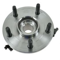 2005 - 2010 Dodge Dakota Front Wheel Bearing & Hub Assembly for Models with 4 Wheel ABS