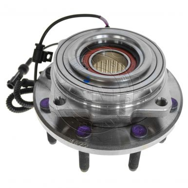 2005 - 2010 Ford F250 Truck Super Duty 4WD Front Wheel Bearing & Hub Assembly for Single Rear Wheels (SRW) with 4 Wheel ABS (Timken)