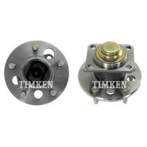 2003 - 2005 Pontiac Aztek Rear Wheel Bearing & Hub Assembly Pair (Without ABS Brakes) (excluding All Wheel Drive Models) (Timken)