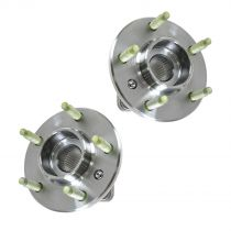 2002 - 2005 Buick Park Avenue Front Wheel Bearing & Hub Assembly for Models with ABS Pair (AC Delco)