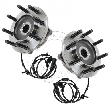 dodge ram 3500 truck wheel bearing hub assembly am. Black Bedroom Furniture Sets. Home Design Ideas