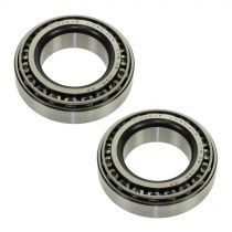 1995 - 1997 Ford F250 Truck (Timken) Pair Dana 44 Axle for Models with Wheel Hub Bearing Outer Front