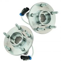 2001 - 2005 Pontiac Aztek Wheel Bearing & Hub Assembly for All Wheel Drive Models Pair (Timken)