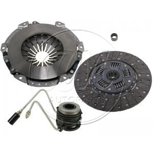 1991 - 1992 Jeep Wrangler Clutch Kit with Slave Cylinder for L6 4.0L (Exedy)