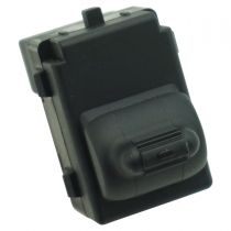 1997 - 2001 Jeep Cherokee Black Single Button Power Window Switch Rear Driver or Passenger Side