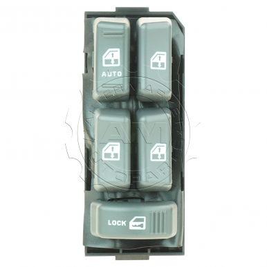 1996 - 2001 Olds Bravada Power Window & Door Lock Switch Front Driver Side