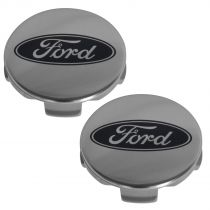 2015 Ford Expedition Chrome Wheel Center Cap Pair for Models with 20 Inch Wheels Ford FL3Z-1130-E