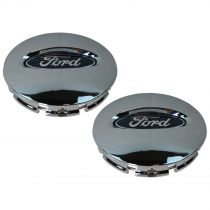 2009 - 2014 Ford F150 Truck XLT Chrome Wheel Center Cap (Set of 4) for Models with 20 Inch Wheels Ford 7L1Z-1130-J