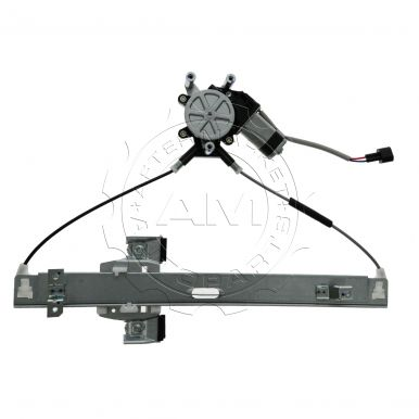 Main on Dodge Dakota Window Regulator Installation