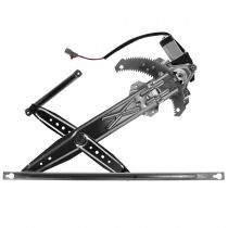 1996 - 2000 Honda Civic Coupe or Hatchback Power Window Regulator with Motor Passenger Side