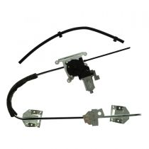1987 - 1996 Jeep Cherokee  Window Regulator Power with Motor Front Passenger Side