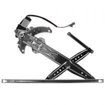1996 - 2000 Honda Civic Coupe or Hatchback Power Window Regulator with Motor Driver Side