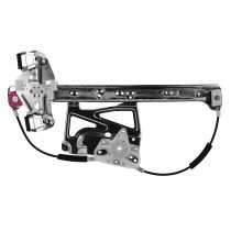 2000 - 2003 Cadillac Deville Power Window Regulator (without Motor) Front Driver Side