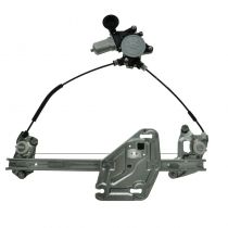 2006 - 2013 Mazda Miata MX-5 Power Window Regulator with Motor Passenger Side